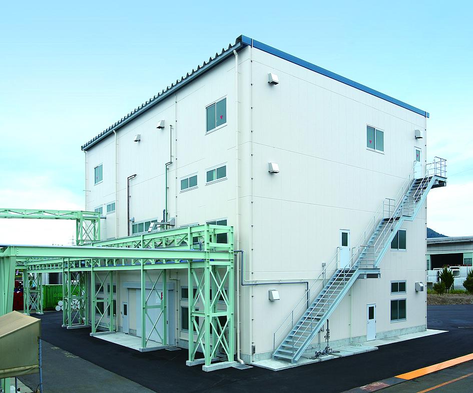 川研ファインケミカル㈱福井工場第2アルミ工場
