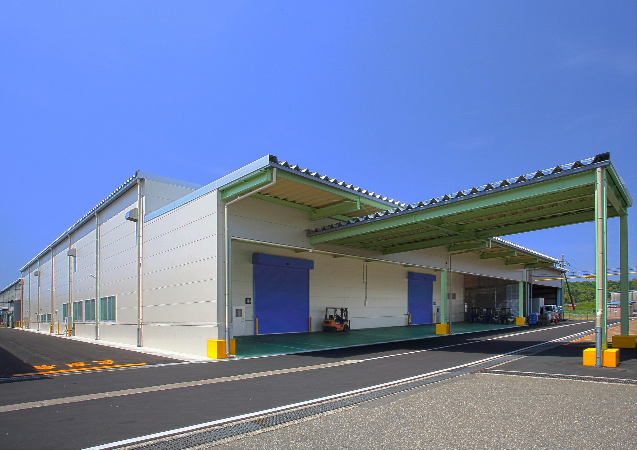 村田機械㈱加賀工場第9棟工場