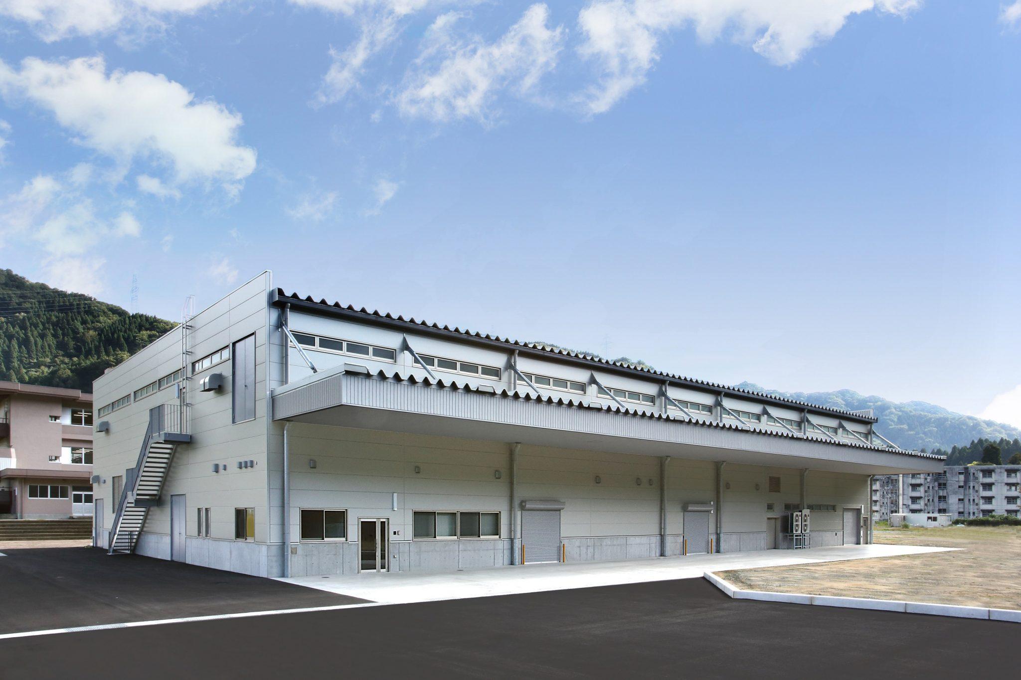 エネックス(株)加賀工場(第2期)