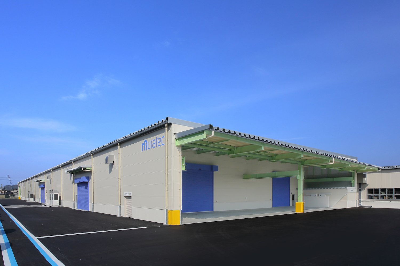 村田機械㈱加賀工場第10棟工場