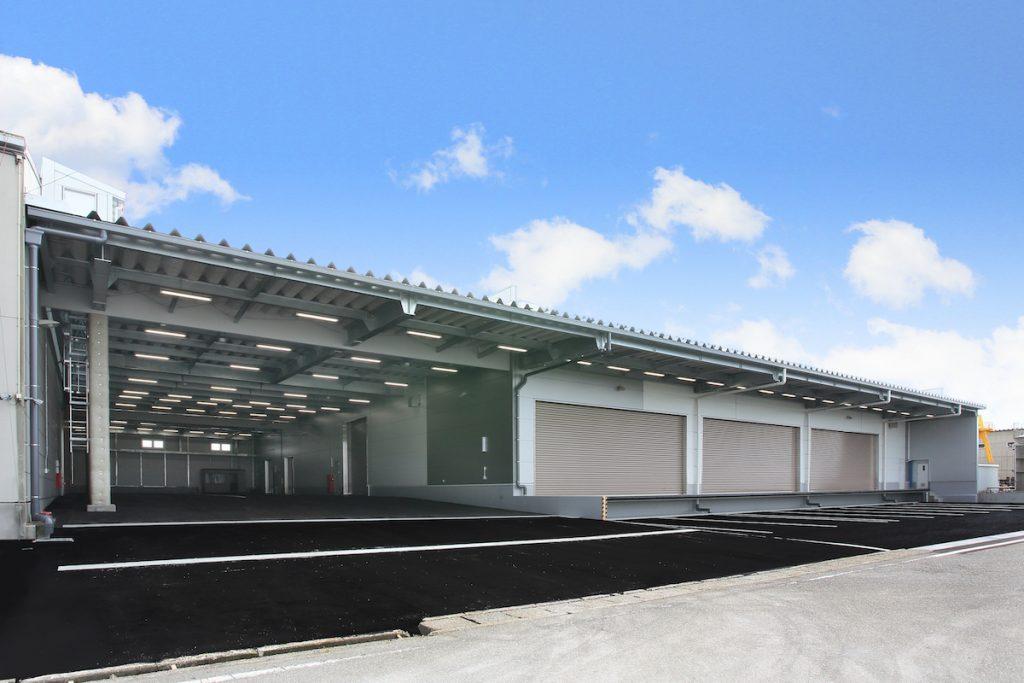 北陸トラック運送株式会社石川倉庫(増築 施工協力)